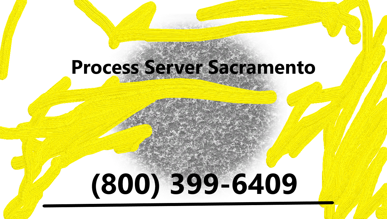 process server sacramento