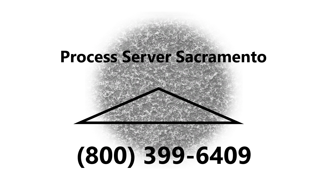process server sacramento