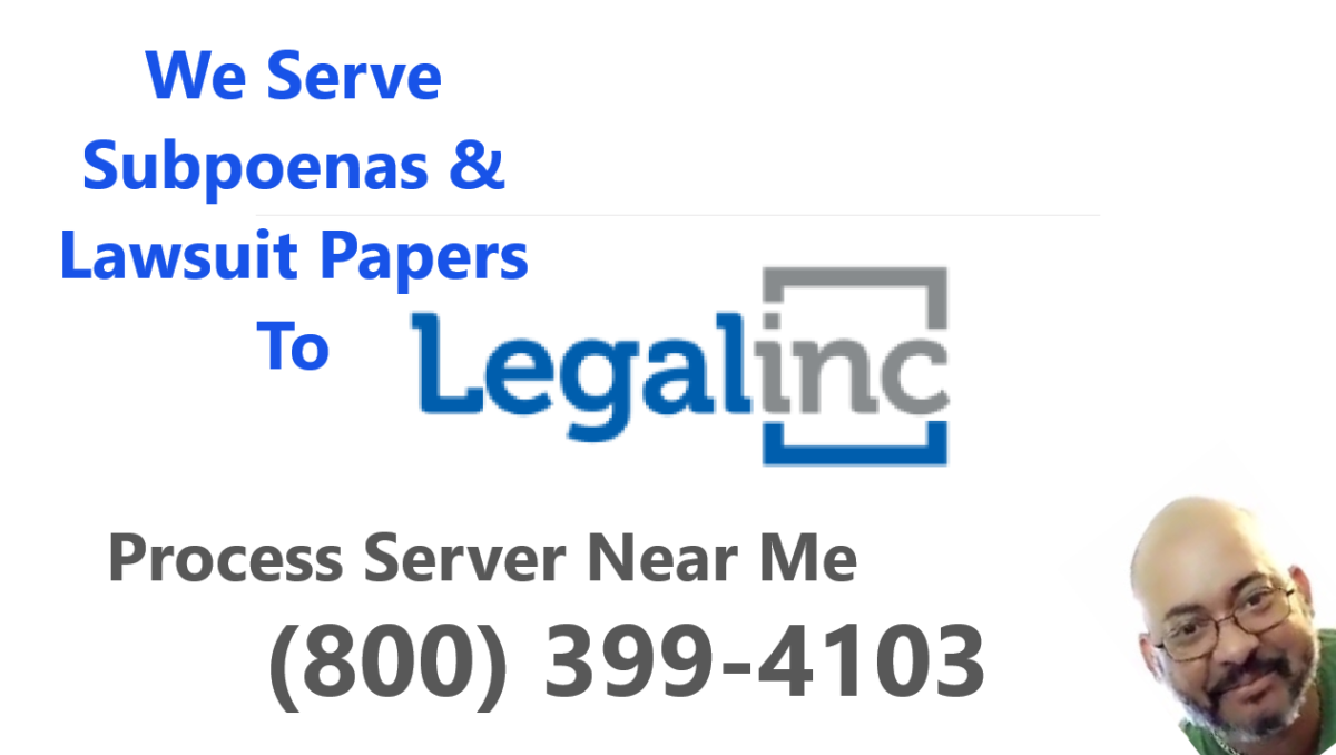 Legalinc Corporate Services Inc